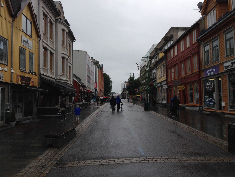 Storgata Tromsø
