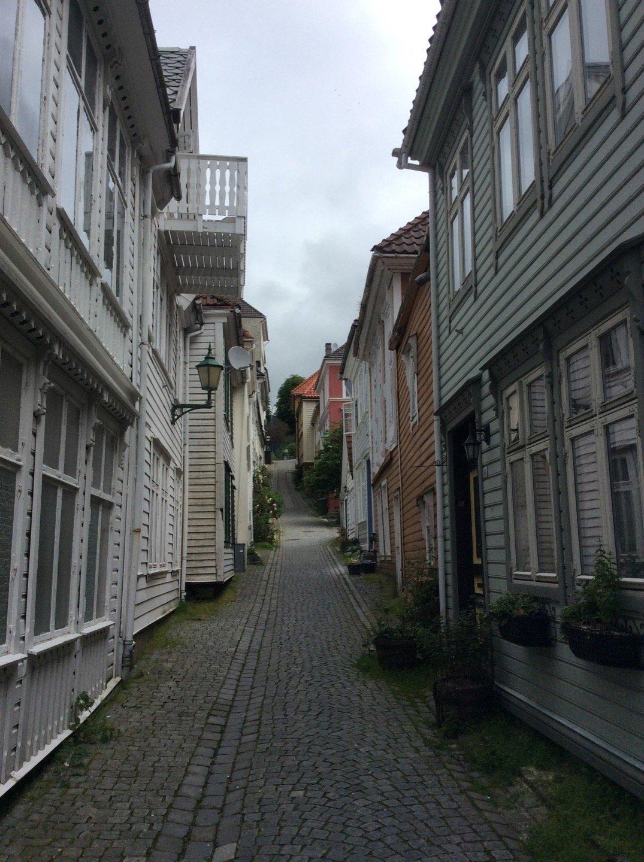 Kjellersmauet Bergen