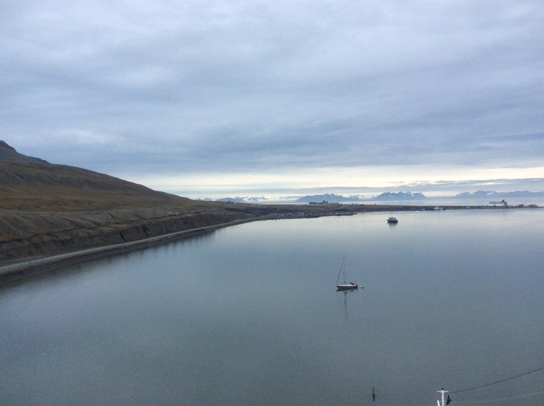 Puerto de Longyearbyen