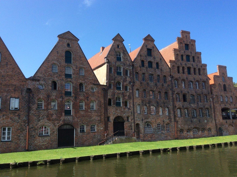 Salzspeicher de Lübeck