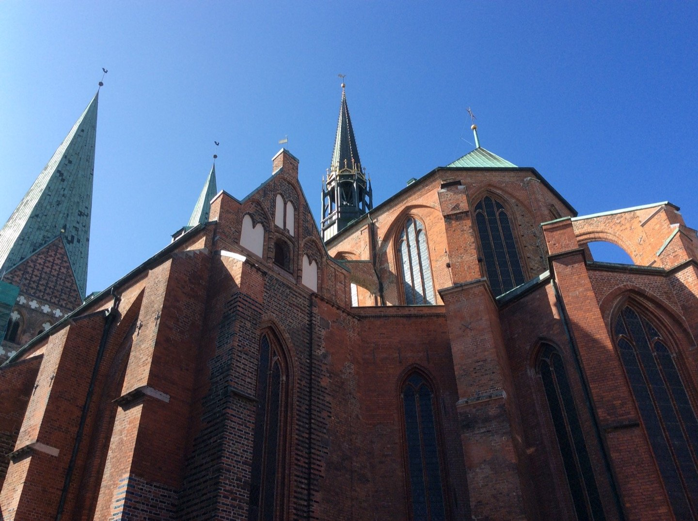 Exterior Marienkirche