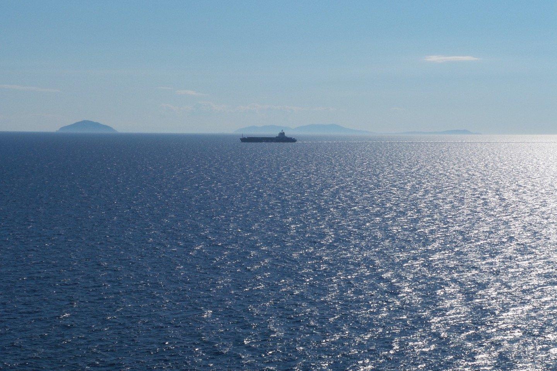 Navegando frente a Vis