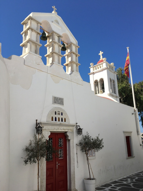 Iglesia Metropolitana